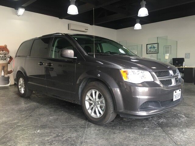 2016_Dodge_Grand Caravan_SXT_ San Jose CA
