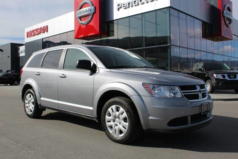 2016 Dodge Journey Canada Value Pkg W Lots Of Storage