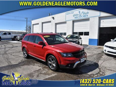 2016_Dodge_Journey_FWD 4DR CROSSROAD_ Midland TX