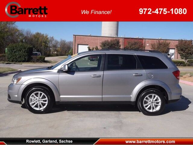 2016 Dodge Journey SXT Garland TX