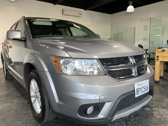 2016_Dodge_Journey_SXT_ San Jose CA