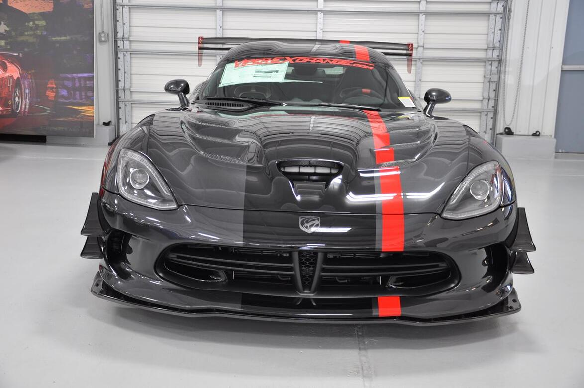 2016 Dodge Viper ACR Extreme ACR Extreme TX 13423688