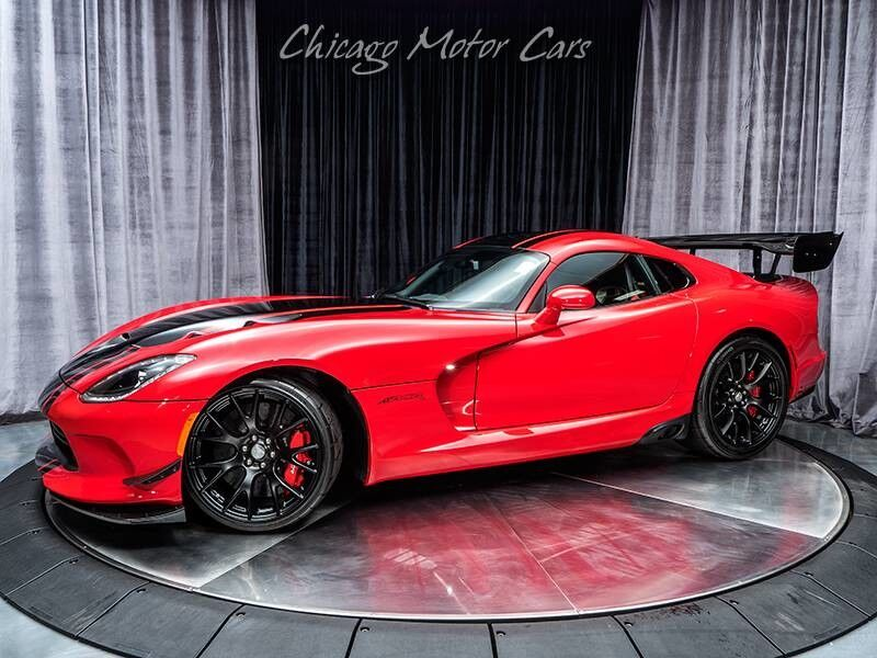 2016_Dodge_Viper_ACR *ONLY 33 MILES*_ Chicago IL