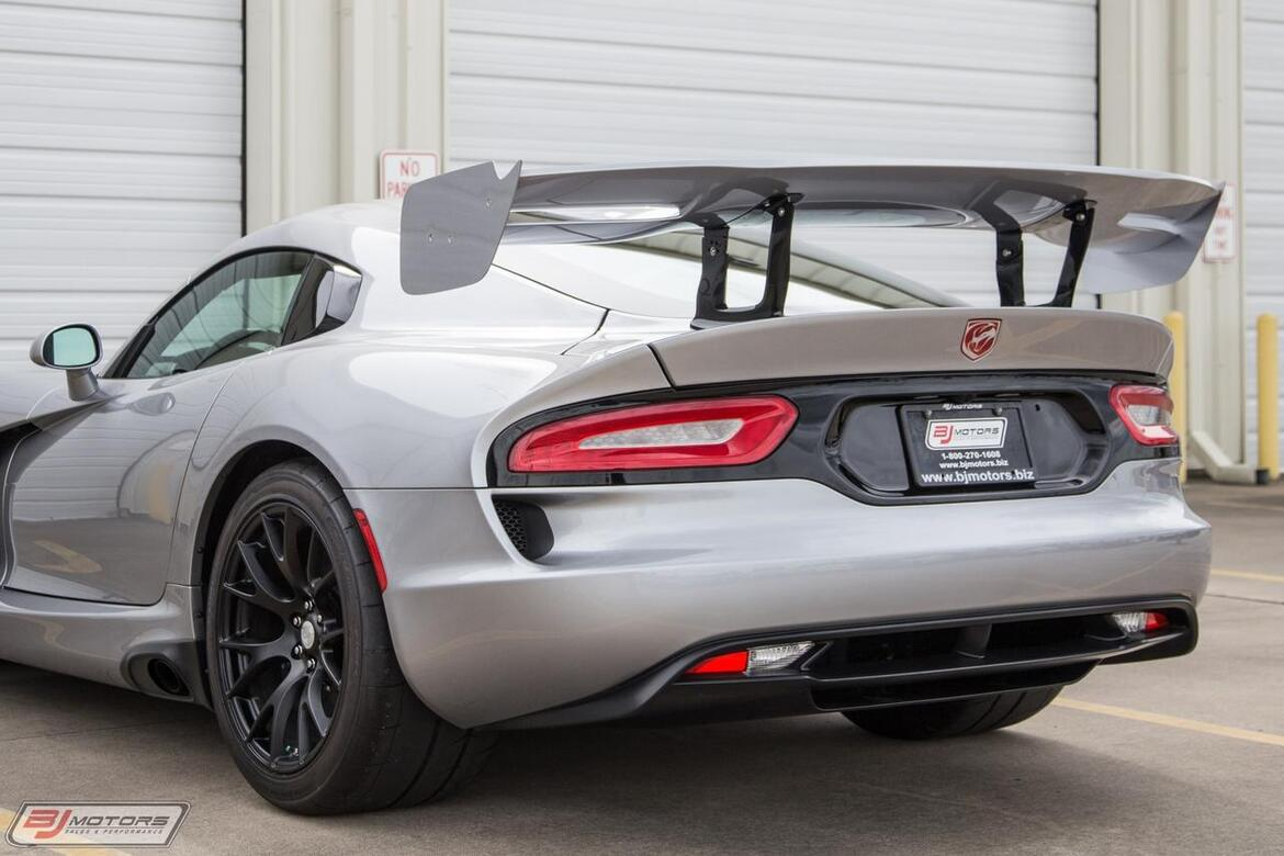 2016 Dodge Viper ACR Tomball TX