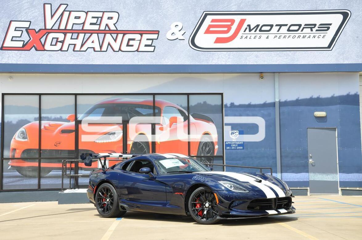 2016 Dodge Viper EXTREME ACR EXTREME Tomball TX