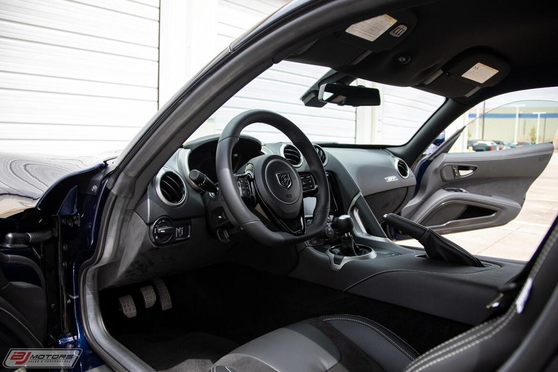 2016 Dodge Viper GT Tomball TX