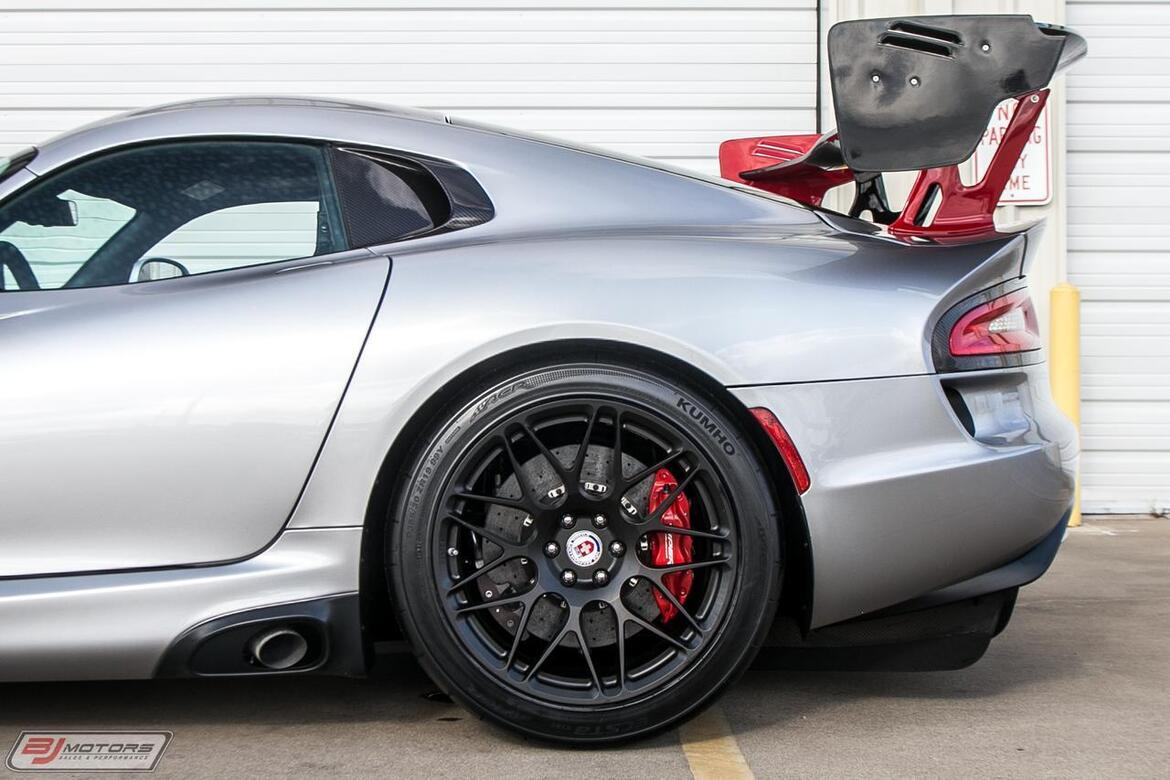 2016 Dodge Viper GTC 1 OF 1 Tomball TX