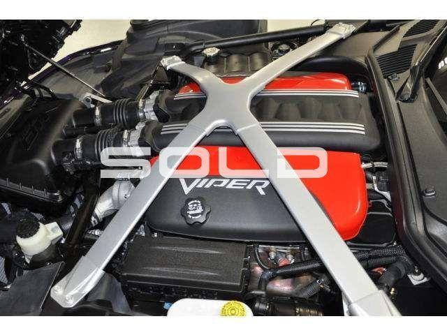 2016 Dodge Viper GTC ACR Tomball TX