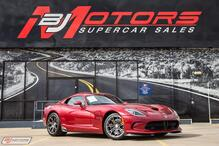 2016 Dodge Viper GTC Arrow 9.0L