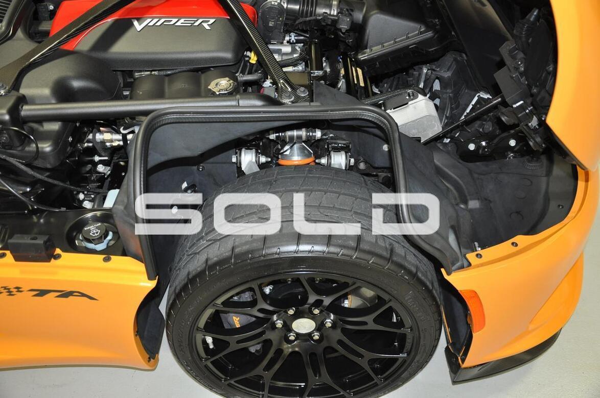 2016 Dodge Viper SRT TA 1.0 Tomball TX