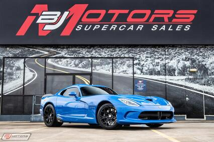 2016 Dodge Viper SRT Tomball TX