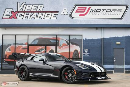 2016 Dodge Viper Stage II ACR Tomball TX