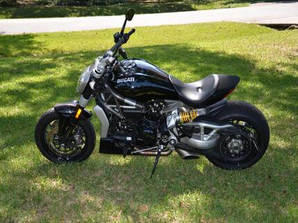 2016 Ducati X Diavel S Motorcycle Tomball TX