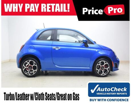 2016 FIAT 500 Turbo Maumee OH
