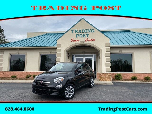 2016 FIAT 500X Easy Conover NC