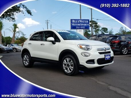 2016_FIAT_500X_Easy_ Wilmington NC