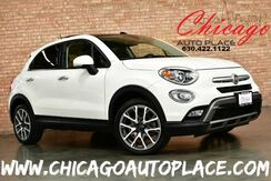 2016_FIAT_500X_Trekking Plus - 2.4L I4 MULTIAIR ENGINE FRONT WHEEL DRIVE NAVIGATION BACKUP CAMERA BROWN LEATHER HEATED SEATS + STEERING WHEEL PANO ROOF BEATS AUDIO KEYLESS GO_ Bensenville IL
