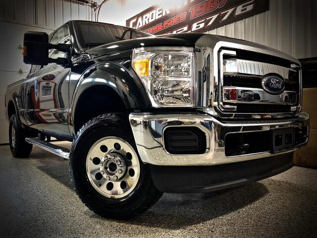 FORD F250 EXTENDED CAB 4X4 XLT 2016