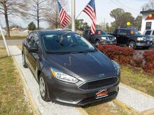 2016_FORD_FOCUS_S, WARRANTY, BACKUP CAM, SIRIUS RADIO, BLUETOOTH, AUX PORT, KEYLESS ENTRY, CRUISE CONTROL, 1 OWNER!!_ Norfolk VA