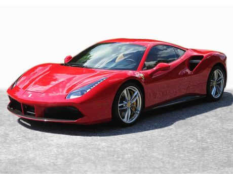 2016 Ferrari 488 GTB GTB One owner sold new here Greensboro NC