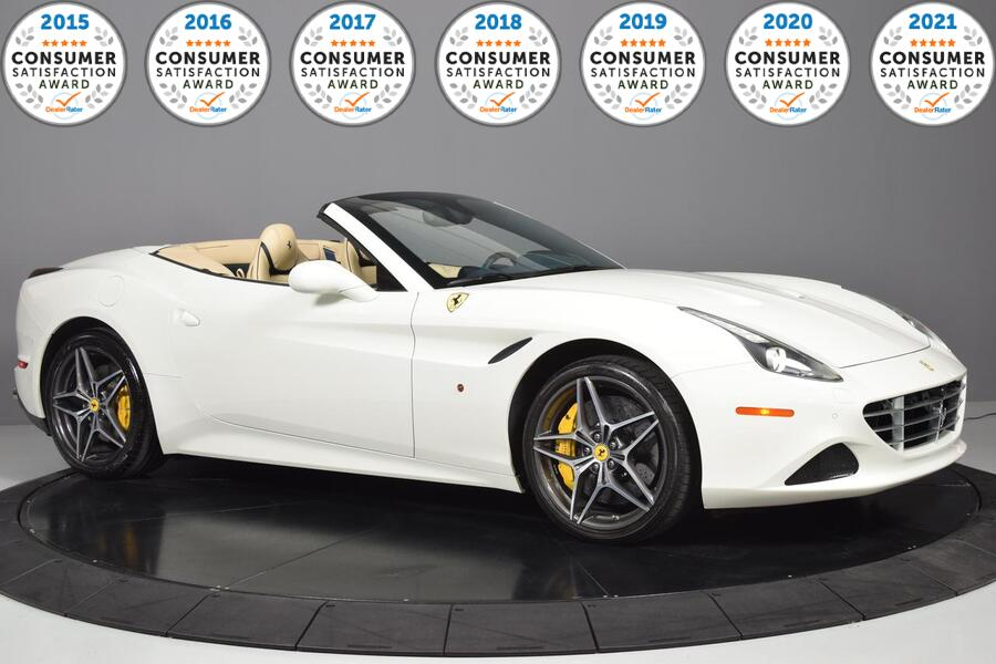 2016_Ferrari_California__ Glendale Heights IL