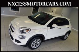 Fiat 500X Easy AUTOMATIC ALLOY WHEELS 1-OWNER. 2016