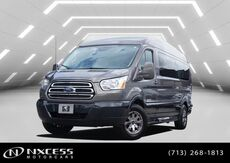 2016_Ford_9 Passenger Limited SE EXPLORER Conversion Van__ Houston TX
