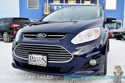 2016_Ford_C-Max Energi_SEL Hatchback / Power & Heated Leather Seats / Auto Start / Sunroof / Navigation / Sony Speakers / Microsoft Sync Bluetooth / Back-Up Camera / 40 MPG / 1-Owner_ Anchorage AK