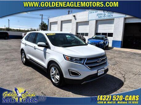 2016_Ford_Edge_4DR SEL FWD_ Midland TX