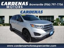 2016_Ford_Edge_SE_ Brownsville TX