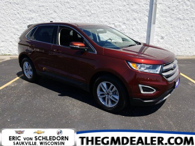 2016 Ford Edge SEL AWD 3.5L Technology TraileringPkg w/Nav HtdLthr SYNC RearCamera Milwaukee WI