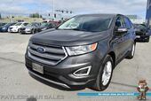 2016 Ford Edge SEL / AWD / Auto Start / Power & Heated Leather Seats / Bluetooth / Back Up Camera / Cruise Control / Aluminum Wheels / 28 MPG