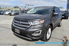 2016_Ford_Edge_SEL / AWD / Auto Start / Power & Heated Leather Seats / Bluetooth / Back Up Camera / Cruise Control / Aluminum Wheels / 28 MPG_ Anchorage AK