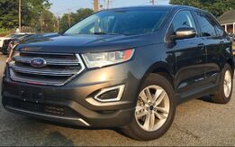 2016_Ford_Edge_SEL FWD_ Charlotte and Monroe NC
