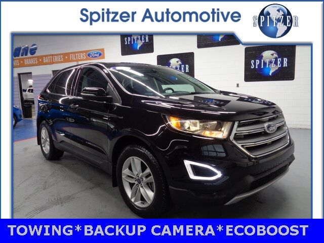 Ford Edge Sel Sheffield Oh