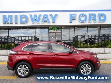2016_Ford_Edge_SEL_ Roseville MN