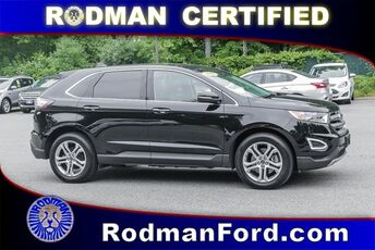 2016 Ford Edge Titanium Boston MA