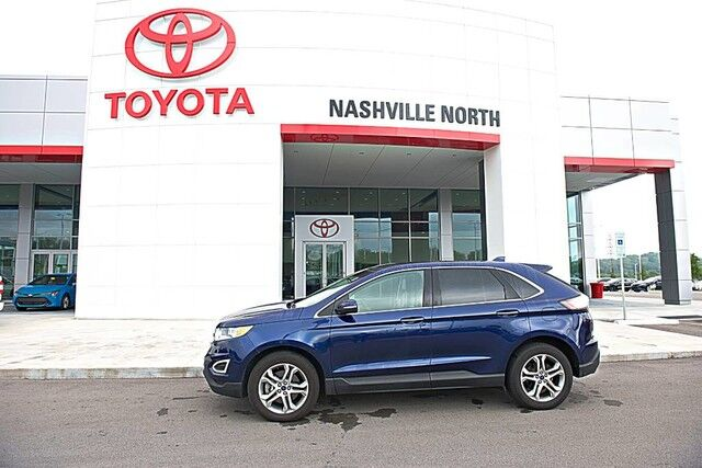 Ford Edge Titanium Nashville Tn