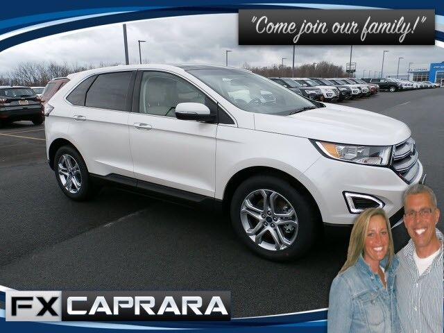 2016 Ford Edge Titanium Watertown NY