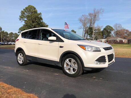 2016 Ford Escape 4d SUV 4WD SE Outer Banks NC
