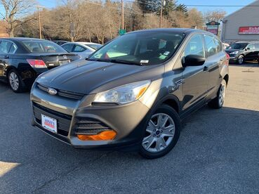 2016_Ford_Escape_S_ Worcester MA
