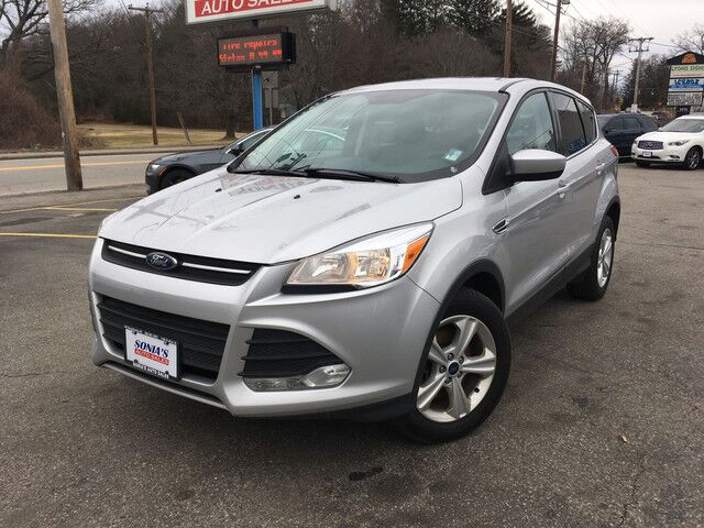 2016 Ford Escape SE Worcester MA