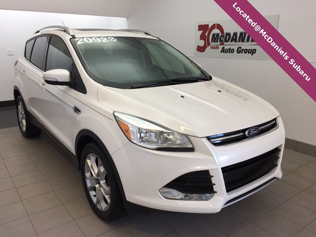 2016 ford escape titanium columbia sc