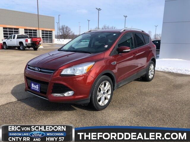 2016 Ford Escape Titanium Milwaukee WI