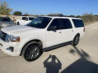 2016 Ford Expedition EL  Goldthwaite TX