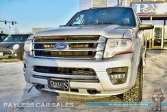 2016_Ford_Expedition EL_Limited / 4X4 / Ecoboost / Power & Heated Leather Seats / Sunroof / Auto Start / Sony Speakers / 3rd Row / Seats 8 / Microsoft Sync Bluetooth / Back-Up Camera / Tow Pkg / 1-Owner_ Anchorage AK