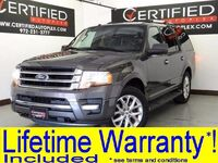 Ford Expedition LIMITED 4WD SUNROOF LEATHER HEATED/COOLED SEATS REAR CAMERA PARK ASSIST 2016