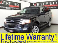 Ford Expedition LIMITED LEATHER HEATED/COOLED SEATS REAR CAMERA PARK ASSIST 2016