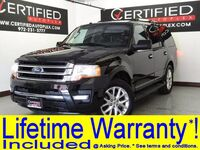 Ford Expedition LIMITED SUNROOF LEATHER HEATED/COOLED SEATS REAR CAMERA PARK ASSIST 2016