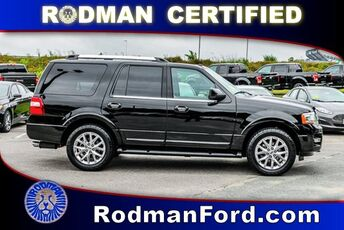 2016 Ford Expedition Limited Boston MA